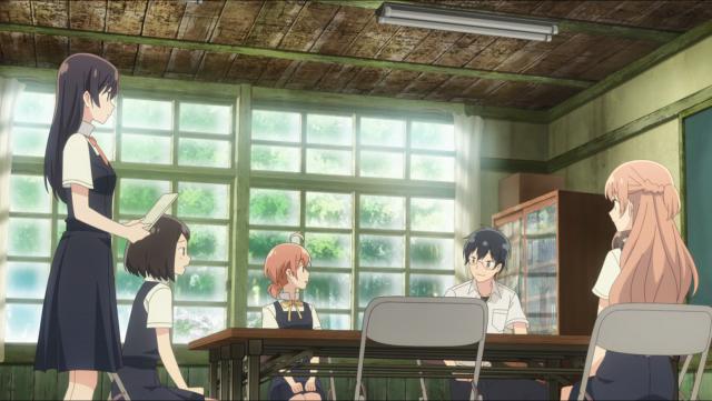 Koyomi vai ao Conselho Estudantil conversar sobre e explicar a peça que escreveu
