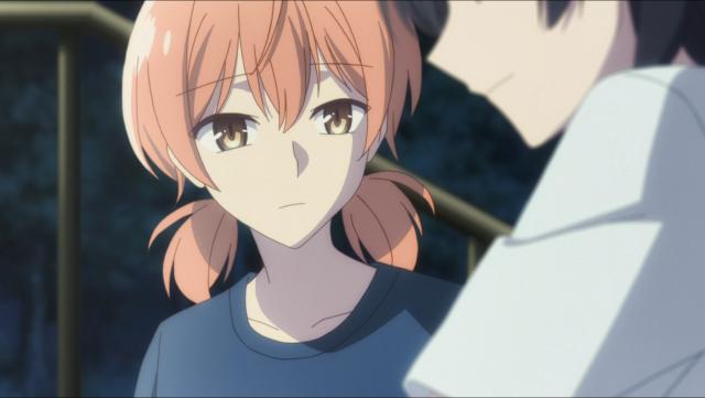 Yuu percebe que Nanami está mal, mas não pode fazer nada