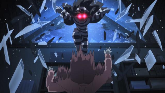 Acredite ou não, Tae está atacando Sakura como um predador selvagem para ajudá-la