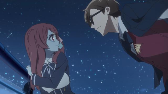 Koutarou promete nunca abandonar Sakura