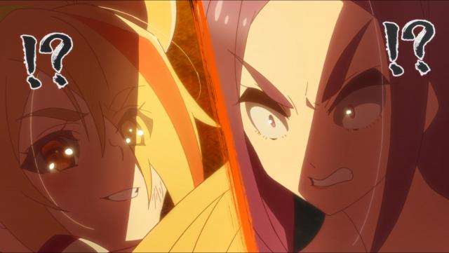 """Saki fez Reiko parecer """"legal"""" na frente da filha"""