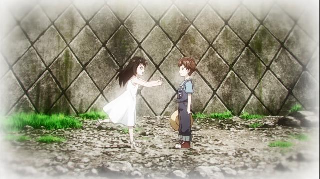 Asuka e Kyouhei, seu irmão gêmeo desaparecido há 10 anos