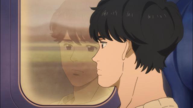 Depois de uma longa aventura e de conhecer seu melhor amigo, Eiji parte dos EUA de volta para o Japão