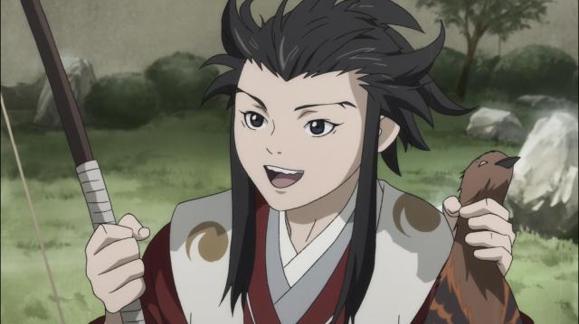 Tahoumaru, irmão de Hyakkimaru