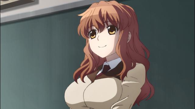 Kurumi entra para a mesma turma da protagonista e suas amigas