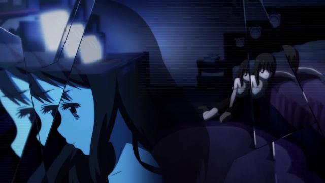 Aya é a única nesse mundo quebrado a não estar acorrentada ao ressentimento e ao rancor