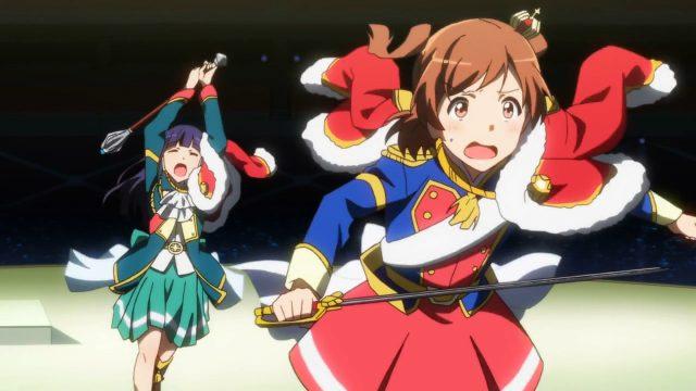Mahiru enfrenta Karen em duelo