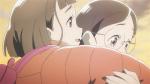 A despedida de Mari e Megumi