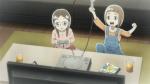 Megumi e Mari, amigas desde crianças