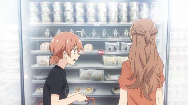 Yuu tenta, sem sucesso, descobrir o que está acontecendo com Touko, mas Sayaka não revela