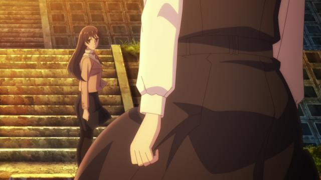 Essa cena no sexto episódio é um primor de direção