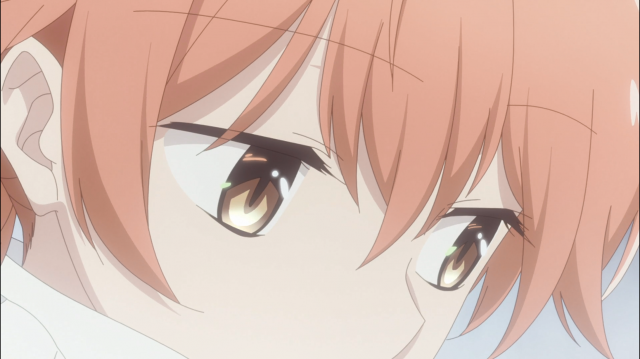 Yuu queria ser honesta sobre seus sentimentos, mas não pode