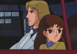 Hayami Masumi dá carona para Maya, que foi forçada e não está feliz