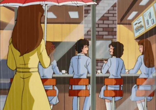 Maya tem o coração partido ao encontrar Sakurakouji cercado de garotas