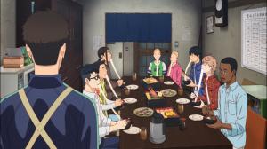 Shindo não está à mesa