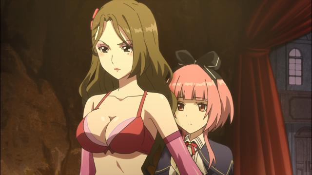 Zara e a garota do chefe