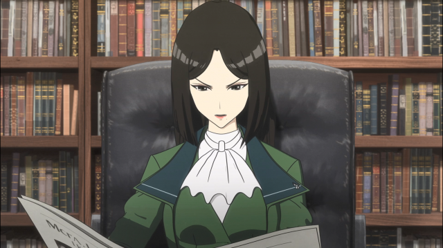 """Julia furiosa com Isao ter saído como """"herói"""" de Areshima"""