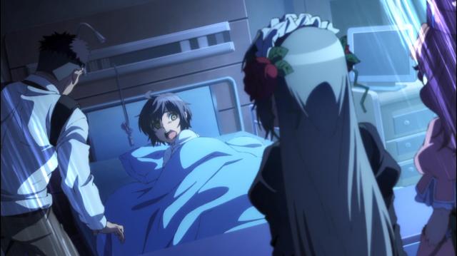 Nozomi ficou com trauma de garotas mágicas