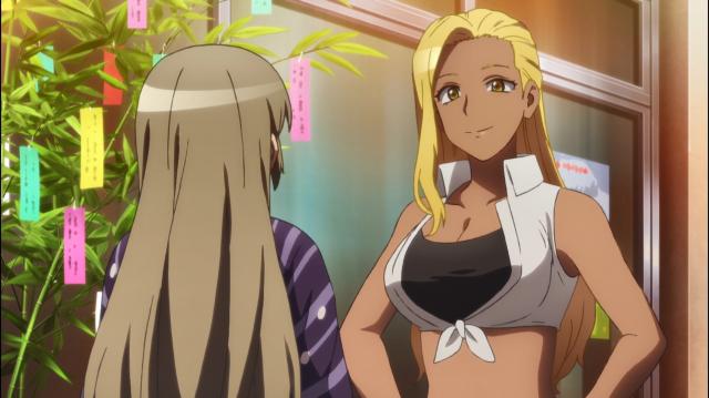 Sandino aconselha Asuka