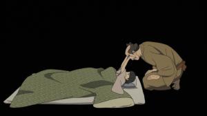 Hokusai e Onao