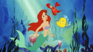 A Pequena Sereia, Disney, 1989