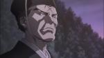 Daigo Kagemitsu, pai de Tahoumaru e Hyakkimaru, observa seu domínio, preocupado