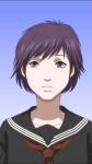 Kanan, então com 16 anos. No tempo presente do anime, ela tem 21