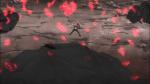 Rin derrota o último inseto vermelho