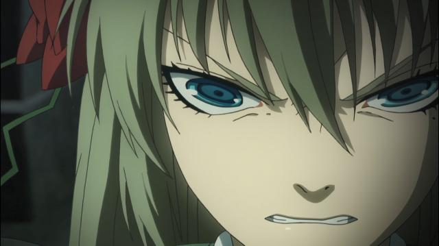 Asuka está furiosa com Geiss