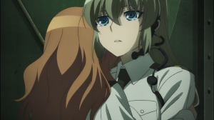 Kurumi acalma Asuka