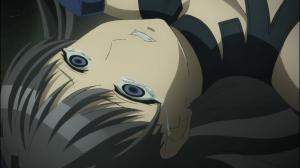 Chisato derrotada, traída