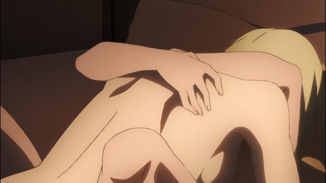 Francine e Abigail estrelam seu anime hentai