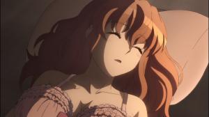 Asuka decidiu proteger garotas pervertidas que invadem sua cama à noite também