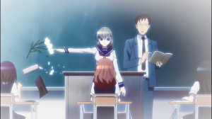 Asuka salva Kurumi