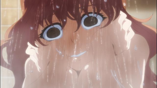 Os sentimentos da Kurumi pela Asuka são bastante carnais