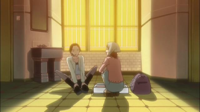 Nana e Nana em seu primeiro dia no apartamento que alugaram