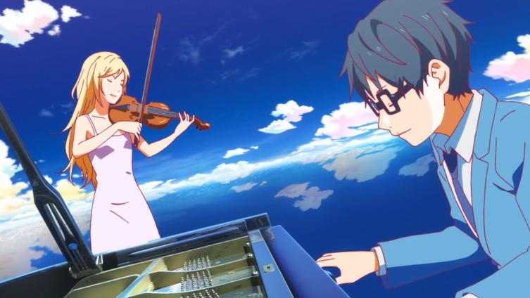 14 Animes artísticos – Parte 6 de 6: Música