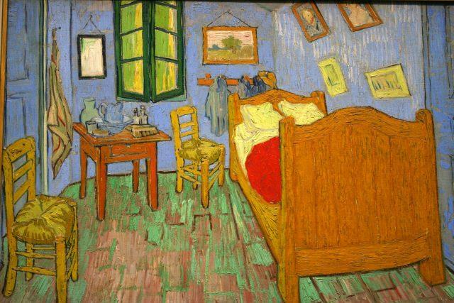 Van Gogh - Quarto em Arles