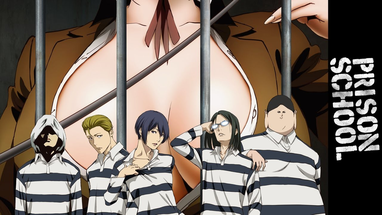 Anime Prison School Deutsch