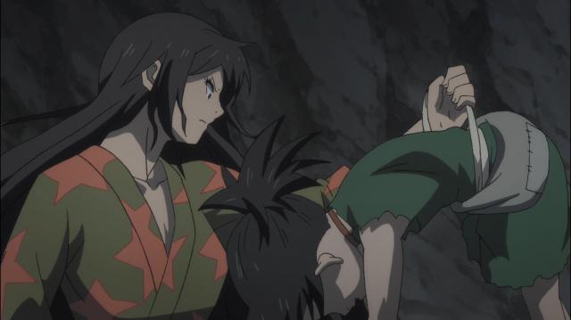 Okaka poupou Dororo até o fim