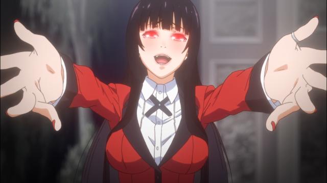 Mais Yumeko Jabami