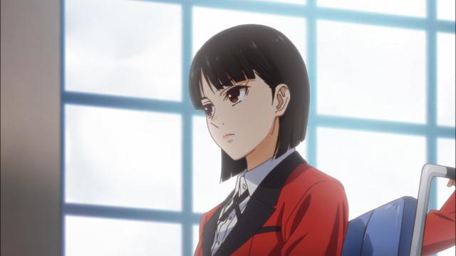 Terano Toutoubami é a maior ameaça a Kirari dentro da família Momobami - ou seja, ameaça nenhuma