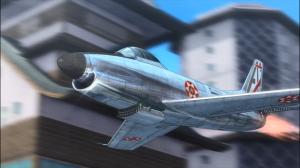 O F-86D Sabre de Isao
