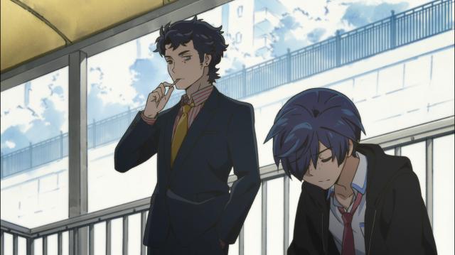 Os irmãos Kuji, Chika e Toi