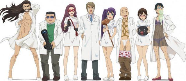Comical Psychosomatic Medicine (Anime de Wakaru Shinryou Naika)