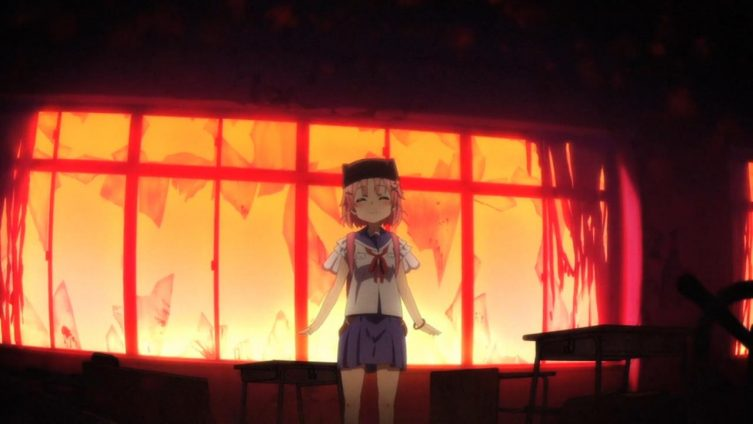 8 Animes: Garotas no Fim do Mundo