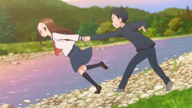 Karakai Jouzu no Takagi-san 2