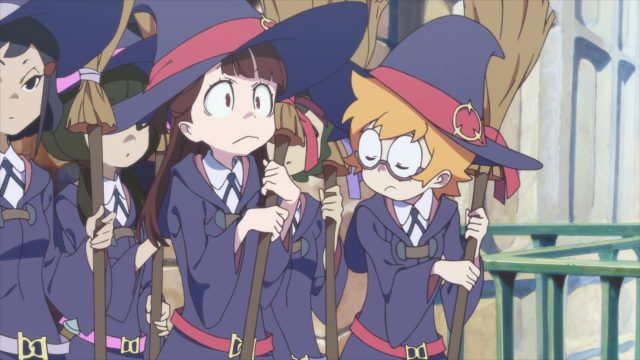 Little Witch Academia, Trigger, 2013