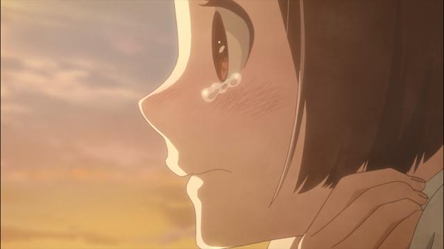 Onodera chora ao descobrir-se apaixonada por Izumi