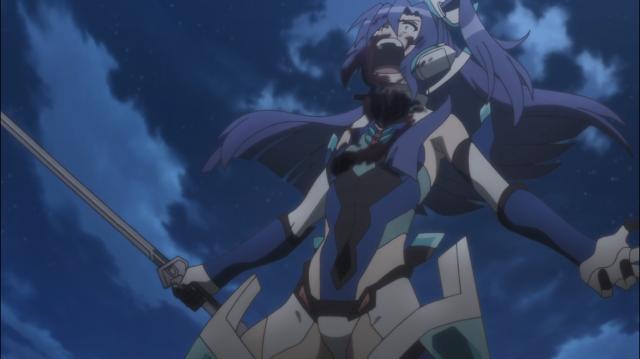 Tsubasa tem um colapso mental quando uma garota é morta na sua frente